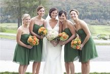 Bridesmaids / Lovely looks for special ladies.