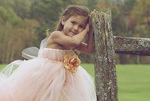 Kids- Wedding Ideas / Flower Girls, Ring Bearer's, & Little Guests