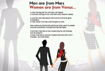 Men and women. Differences.