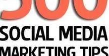 Social Media Tips / Interesting Pins I find regarding social media marketing