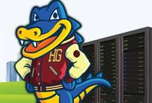 University Partners Program / College is expensive, but hosting doesn't have to be! University Partners is a HostGator initiative that provides free hosting accounts, along with a free domain name, to college students for the duration of the academic semester. / by HostGator