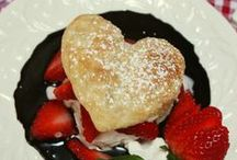 Sweet eats!  / by Jennifer Ashley