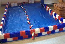 zwemmen / Project voor groep 1-2 over het zwembad en zwemles
