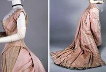 Period Costume and Garments / by Finola Woolgar