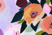 Flower Design-Color / by Idea Rainbow