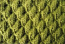 Knitting - Stitches / by Randee Smith