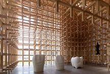 Interior Architecture / Interior Timber Architecture