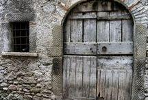 Doors / Rustic Realm