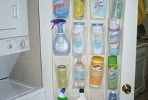 Home storage / A place for everything, follow us as we help you organize your home! www.makeitfakeitbakeit.com