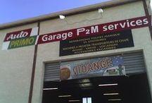 P2M Services / P2M est un garage familial qui mettra à votre service  ses compétences, son expérience, sa technologie et sa gentillesse. http://www.p2m-services.fr/