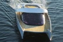 New Technologies / New types of boats, new brands, novelties, revolutionary techniques.