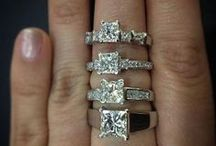 Engagement Rings and Wedding Rings @BrianMichaels!! / Romantic and Classic