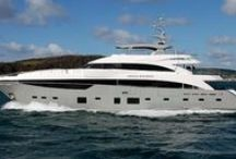 Princess Yachts / Princess luxury power yachts from Plymouth