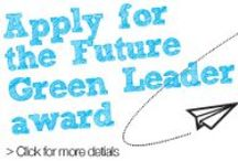 Future Green Leaders / A network of young sustainability leaders