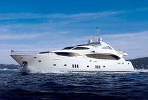 Sunseeker / The luxury motor boats brand, Sunseeker.
