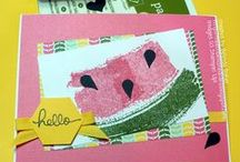 My Stampin' Up! Cards / Stampin' Up! cards I have made