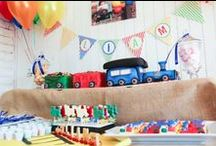 Birthday Party Themes for Boys / Awesome ideas, recipes and fun for boys birthday parties