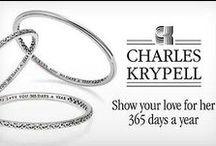 Charles Krypell @ Brian Michaels Jewelers!