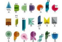 alphabets / abc