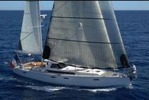 Amel / Amel, the sailing yachts brand originated in La Rochelle, France