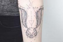 tattoo/body art