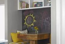 Study Nook Ideas for Kids