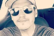 Mikey Way Selfies / When the lovely Mikey Way decides to take selfies we will add them here.