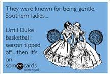 "Duke / ""Description"". duh. Duke. Edit: uhm ok and a few random misc basketball NBA, other teams,)"
