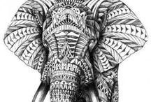 ⁂ zentangle ⁂