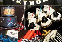 """""""Star Wars"""" Party Theme"""