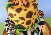 """Safari / Camping"" Party Theme"