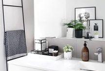 Home decorating - bathroom