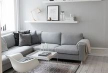 Home decorating - living room