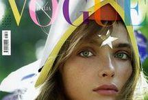 covers: vogue italia