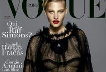 covers: vogue paris