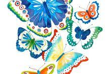 ⁂ butterfly ⁂