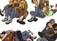 Klance, Shlance, Hancle and... Lance is facking bitch of Voltron