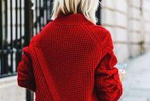 LOOK VERMELHO / Ah como nós amamos a cor da paixão! Nesse painel você encontra várias inspirações para arrasar na composição do vermelho, que além de ser uma cor linda, é cheia de personalidade!