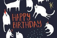 ↞ birthday card ↠