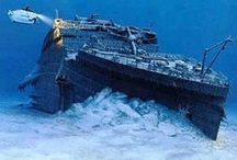 """Titanic and """"Titanic"""" the Movie / by Carolee Hasler-Johnson"""