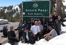 Pashnit TOUR GROUPS  / 10 Years & 100,000 Miles of leading motorcycle tours groups through California - Many smiles over those miles, Click any pic & view thousands of photos shot through years on these rides! Come ride with us.... http://www.PashnitTours.com
