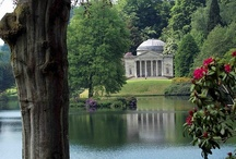 Visit gardens in the area