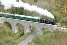 Dorset & Somerset Railways / Beautiful railway lines in Dorset and Somerset, and a few in Hampshire as well.