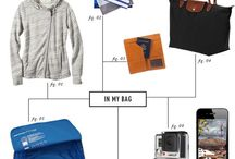 {travel} / packing light+travel gear