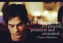 The Vampire Diaries and The Originals <3 / TVD, Team Damon