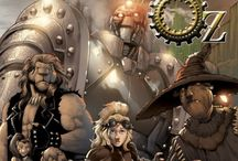 Steampunk / The best of steampunk artworks and concepts (by Mariusz Szypura)