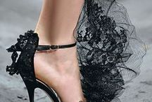Shoes - yes please. / Shoes that I love.