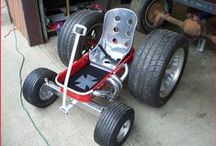 Radio Flyer - Red Wagons / Lifted. Stretched. 4x4. What we do for our kids.