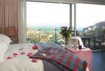 Rooms with a View / Open up the windows and be treated to some of the best views in the world with a Kate & Tom's cottage