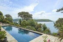Take a Dip / Amazing swimming pools at Kate & Tom's